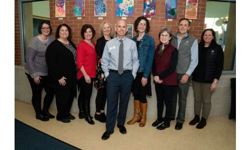 The CCCBSD Staff Photo